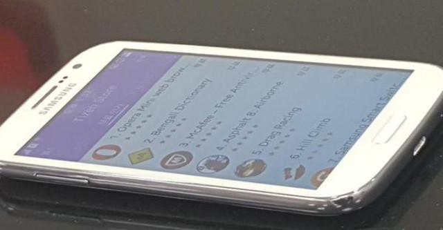 Samsung Z2 rò rỉ ảnh thực tế