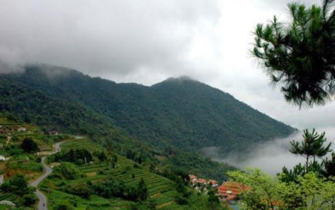 Khởi công xây dựng khu du lịch Núi tuyết Mẫu Sơn