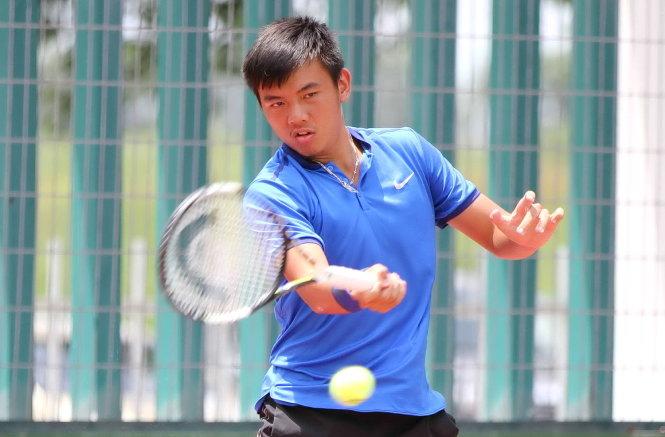 Lý Hoàng Nam thắng trận trong ngày tụt hạng ở bảng xếp hạng ATP