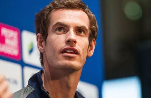 Tennis: Murray được đề cử Hiệp sĩ, ngang Sir Alex của bóng đá