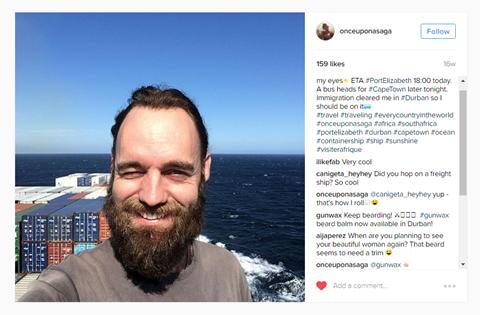 Những bức ảnh Thor chia sẻ trên Instagram