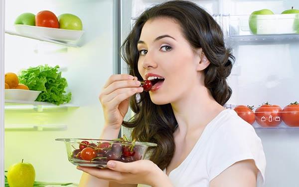 Chế độ ăn duy trì tuổi thanh xuân
