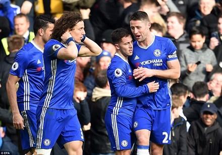 Chelsea 3-1 Arsenal và 5 gạch đầu dòng rút ra