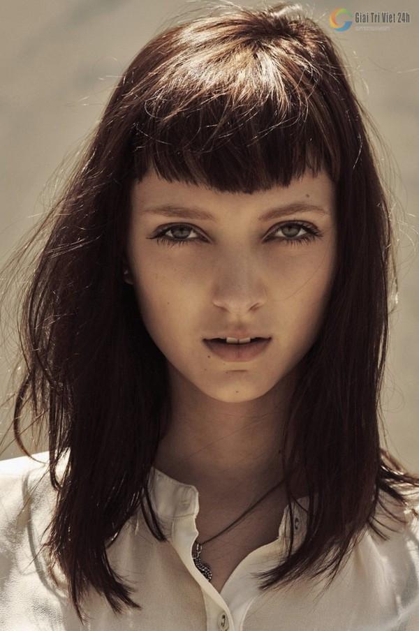 Mách bạn cách chọn kiểu tóc mái hợp với mặt nhất