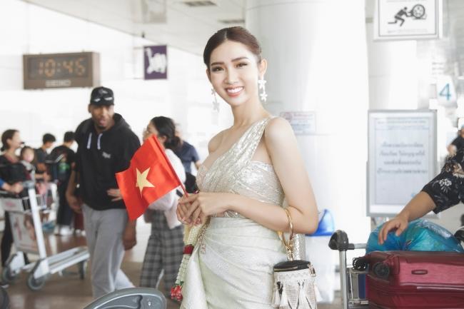 Quán quân The Tiffany 2018 Đỗ Nhật Hà: 'Đừng so sánh tôi với chị Hương Giang'